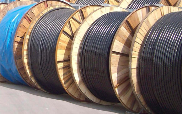 Параметры деревянных барабанов и длины намотки