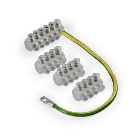 Клеммники для сетей уличного освещения